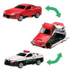BANDAI VOOV噗噗變身車 -噗噗01MAZDA-RX8 - PChome線上購物 - 24h 購物
