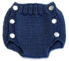 This is hand knitted diaper cover pattern but I might give this a try with tunston crochet.