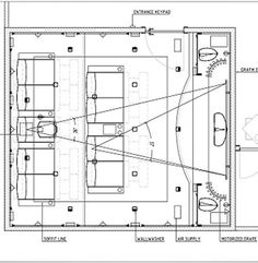 home theater room floor plans | Home Theater Wall Panel