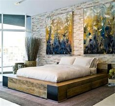 Find+the+Bed+Style+of+Your+Dreams+-+An+Enveloping+Platform+Bed+on+HomePortfolio