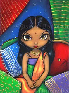 Hindu Princess