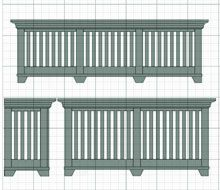 Front Steps, Railings and Newel Posts Front Porch Stairs, Porch Columns, Porch Steps, Front Steps, Porch Railing Designs, Front Porch Design, Craftsman Interior, French Country Living Room, Newel Posts