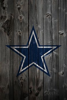 Dallas Cowboys Wood iPhone 4 Background by anonymous6237, via Flickr