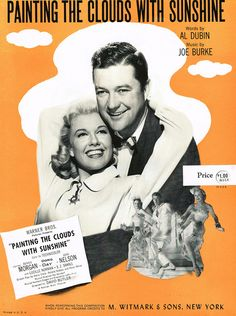 movie sheet music cover