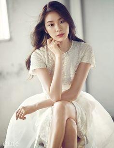 Kim Yuna - Allure Magazine June Issue '15