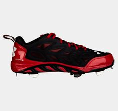 Men's UA Spine Metal Baseball Cleats | 1240624 | Under Armour US Metal Baseball Cleats, Under Armour Men, Ua, Sweet, Sports, Candy, Hs Sports, Sport