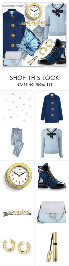 """""""Wander"""" by rita257 ❤ liked on Polyvore featuring Opening Ceremony, Wrap, Marc Jacobs, Newgate, Thirstystone, Chloé, Ippolita and Estée Lauder"""