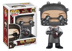 American Horror Story Hotel POP! Television Vinyl Figur Mr. March 9 cm