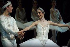 Hugo Marchand and Dorothee Gilbert in Nureyev's La Bayadère, Paris Opera Ballet, December 14, 2015