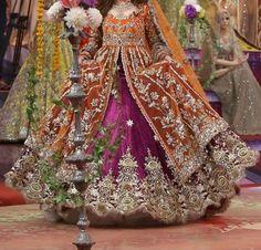 beautiful bridal dress is part of Bridal mehndi dresses - Bridal Mehndi Dresses, Beautiful Bridal Dresses, Pakistani Wedding Outfits, Bridal Dress Design, Pakistani Wedding Dresses, Bridal Outfits, Pakistani Mehndi Dress, Pakistani Bridal Couture, Indian Bridal Lehenga