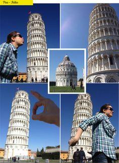 Viagem / Pisa-It- COQUETEL FASHION http://coquetelfashion.com/diario-de-bordo/