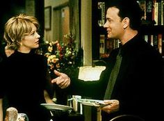 "SB: ""I consider Meg Ryan as one of the Queens of Rom-Coms. A lot of her movie has this genre and seems to have this wonderful feeling no matter who her leading man is! Amazing!!! ""  Orig Tags: ""You've Got Mail (1998) love this movie.."""