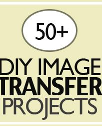 Image Transfer Techniques — Saved By Love Creations