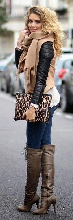 Gorgeous Winter Outfit.......this is so me!!!!!