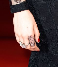 The Most Adorable Tiny Tattoos in Hollywood Cara Delevingne