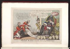 29 September 1808:Bodleian Libraries, Whitlock the second or-another tarnish of British valor.Satire on the Peninsular war. (British political cartoon);A satire on the Convention of Cintra.Admiral Cotton,Dalrymple,and Wellington present the articles of the Convention to the French general Junot,who is surrounded by booty.A Portuguese soldier looks on from behind a screen, complaining that the British have allowed the French to plunder the country.