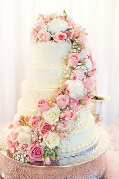 Wedding Cakes – why not see this moving suggestions, pin ref 3787399654 here. Wedding Cakes – why not see this moving suggestions, pin ref 3787399654 here. Blush Pink Wedding Cake, Wedding Cake Roses, Floral Wedding Cakes, Fall Wedding Cakes, White Wedding Cakes, Wedding Cakes With Flowers, Elegant Wedding Cakes, Elegant Cakes, Beautiful Wedding Cakes