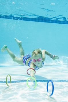 20 Fun Swimming Pool Games for Kids - Best Games to Play in the Pool Swimming Pool Games, Gym Games For Kids, Pool Party Games, Cool Swimming Pools, Kid Pool, Cool Pools, Games To Play, Kids In Pool, Swimming Games For Kids