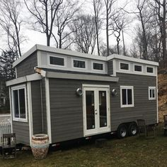Tiny House Beach Cottage From Signatour Campers Llc In