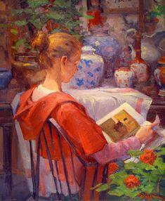 Reading and Art - George van Hook