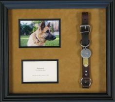 paw print + picture in the shadow shadow box for that day when you have to part . - paw print + picture in the shadow shadow box for that day when you have to part ways - Fu Dog, Dog Cat, Dog Shadow Box, Shadow Shadow, I Love Dogs, Puppy Love, Spitz Pomeranian, Dog Memorial, Memorial Ideas
