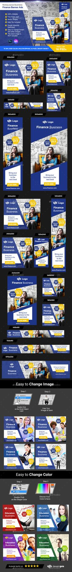 Business Finance Banner Ads - Banners & Ads Web Elements Download here : https://graphicriver.net/item/business-finance-banner-ads/19688140?s_rank=16&ref=Al-fatih