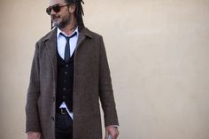 The Best Street Style from Pitti Uomo | GQ