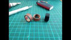 Leather Ring Making / Deri Yüzük Yapımı / #leathercraft #leatherring #rings #leather Cinnamon Sticks, Accessories, Jewelry Accessories