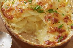Outrageously Delicious, Skinny Au Gratin Potatoes – Weight Watchers Recipes