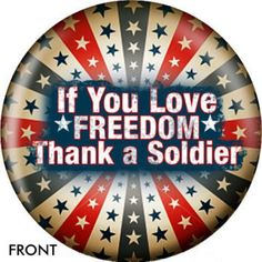 Thanking our soldier-coming from an army mom I can tell you that it's a wonderful gesture when someone does!