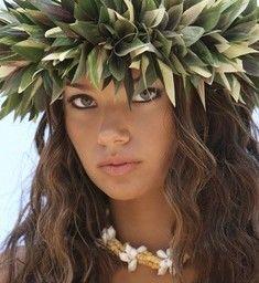 Polynesian Beauty, Onaku Ellis | Tahiti