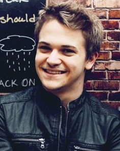 His smile will be the death of me.