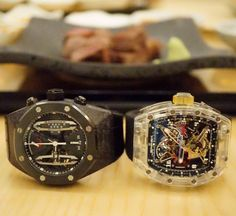 Mastering your game. #BeTheBest  #AP#carbon#concept#RM056#sapphire#Tourbillon #collection #luxurytoys #luxury4play #wristgame #wristporn #officialrichardmille by iwanliman