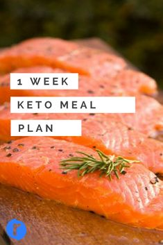Simple Salmon from the 1 week Keto meal plan at Routinr Ketogenic Diet Starting, Ketogenic Diet Food List, Ketogenic Diet For Beginners, Free Keto Meal Plan, Keto Diet Plan, Diet Meal Plans, 1500 Calorie Meal Plan, Breakfast Food List, Atkins Diet