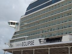 #Celebrity Cruise Line Eclipse.