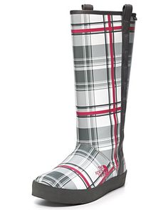 "The North Face® ""Base Camp"" Tall Rain Boots 