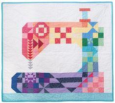 Stitch Happens! A Scrap-Friendly Quilt Pattern from Kelli Fannin Designs