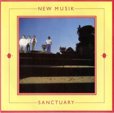 """For Sale - New Musik Sanctuary UK  7"""" vinyl single (7 inch record) - See this and 250,000 other rare & vintage vinyl records, singles, LPs & CDs at http://eil.com"""