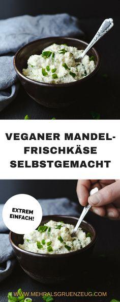 Mandel-Frischkäse