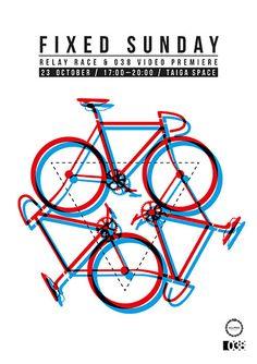 biking 3D style.