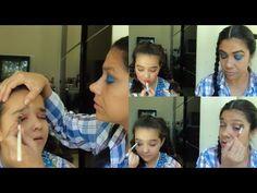 Maquiagem Julina com a Rafa