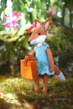 Fox Pattern sewing - Поиск в Google