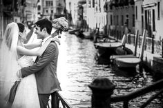 Raghav and Tatiana : A French-Indian symbolic wedding in Venice #wedding #venice