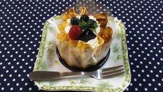 クレープケーキ