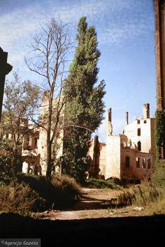 Zdjęcie numer 30 w galerii - Polskie miasta w powojennej ruinie. Unikatowe zdjęcia amerykańskiego studenta
