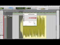How to do Fades in Pro Tools