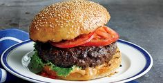 Hellmann's Best Ever Juicy Burger