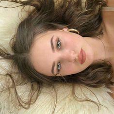 Skin Makeup, Beauty Makeup, Hair Beauty, Aesthetic Makeup, Aesthetic Girl, Aesthetic Body, Retro Aesthetic, Selfies, Natural Makeup Looks