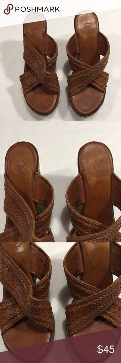 Free Boots Wedges Size 9 B Z Frye Shoes Wedges