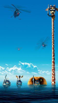 phone wall paper anime Madagascar Europes Most Wanted Phone Wallpaper - Arte Disney, Disney Art, Disney Films, Disney Phone Wallpaper, Cartoon Wallpaper Iphone, 4k Gaming Wallpaper, Movie Wallpapers, Cute Cartoon Wallpapers, Madagascar Movie